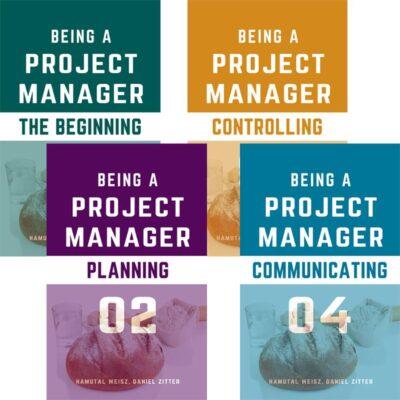 להיות מנהל פרויקט – מהדורת קינדל באמזון